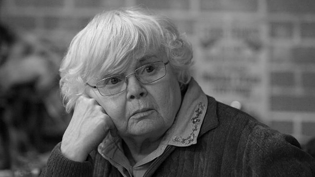 Squibb deserves a shot at the Best Supporting Actress Oscar and has, arguably, the line of the year