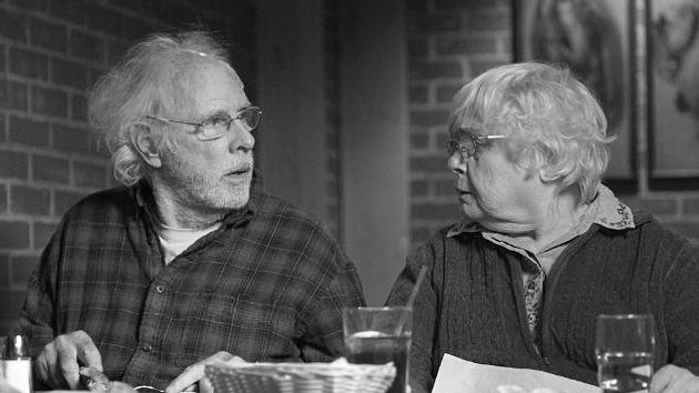 Bruce Dern and June Squibb in Nebraska