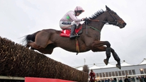 Ruby Walsh was happy with Arvika Ligeonniere's win in the John Durkan at Punchestown