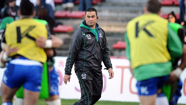 Pat Lam believes this season was about putting structures in place to ensure greater success for Connacht in the years ahead