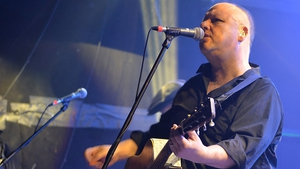 The Pixies - Playing Cork gig on June 30, 2014