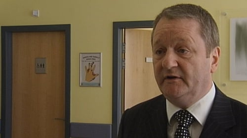 Brian Conlon said his salary was within the guidelines provided by the HSE