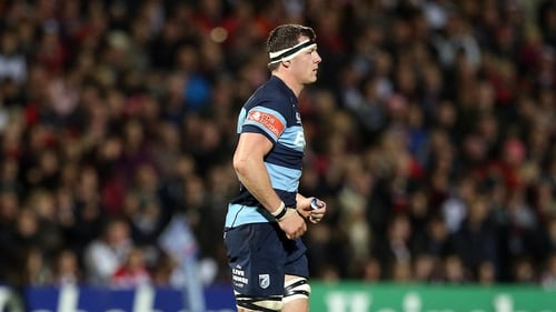 Robin Copeland - the number eight will join Munster in July next year