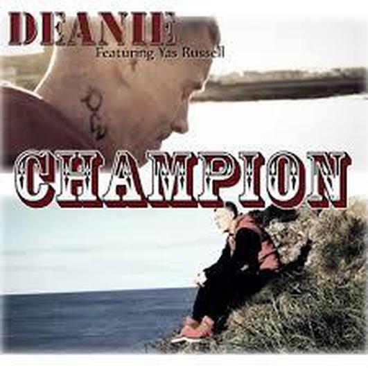 Hip-hop artist Deanie