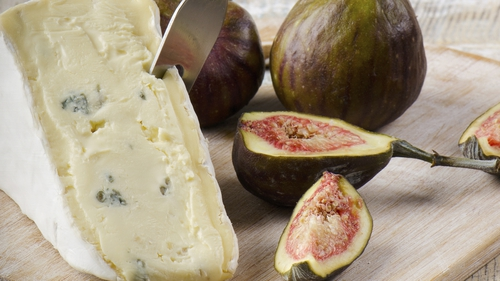 Neven Maguire's Ultimate Cheeseboard with Onion and Fig Jam