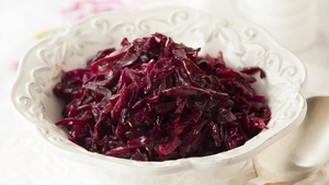 Neven Maguire's Braised Red Cabbage with Cranberry