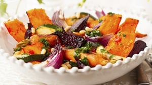 Neven Maguire's Roasted Root Vegetable with Thyme