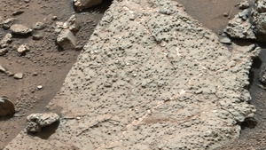 Mudstones from Gale Crater were analysed