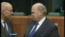 Head of Eurozone finance ministers applauds Ireland's progress on exiting bailout