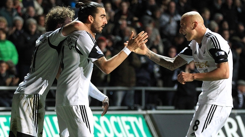 Chico Flores has taunted West Ham fans after Andy Carroll's red card on Saturday