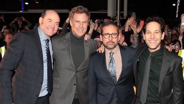Champ, Ron, Brick and Brian