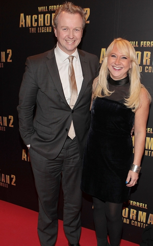 Matt and Aileen Cooper