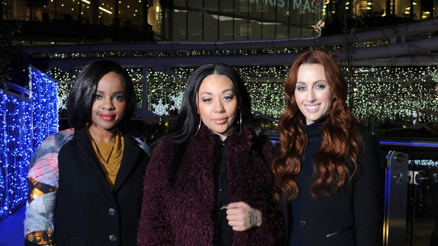 Mutya, Keisha and Siobhan have dismissed reports that their label has dropped them