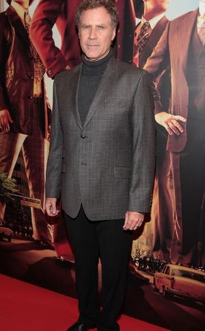 Will Ferrell staying classy