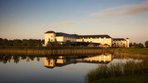 Castleknock Hotel stay up for grabs