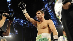 Matthew Macklin's immediate priority is next month's fight against Jorge Sebastian Heiland at The 3Arena