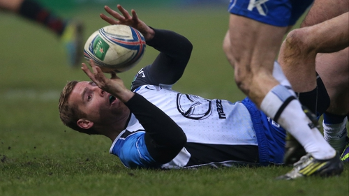 Gavin Duffy in action against Toulouse on Sunday