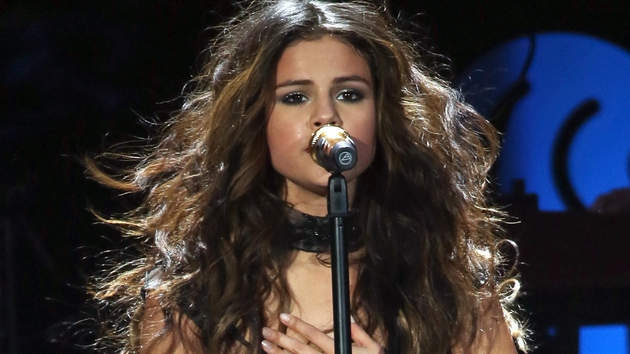 Selena Gomez gets emotional over fan message