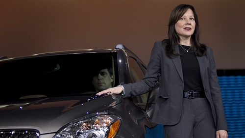 General Motor's Mary Barra says company's sole focus will be on delivering results on a global basis
