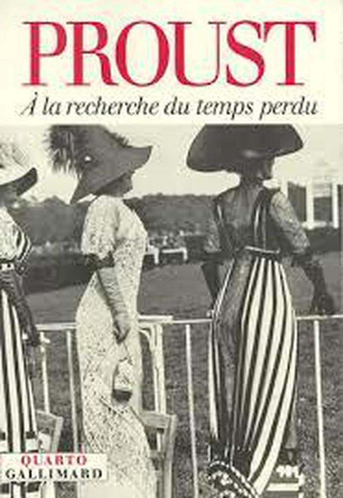 Book Review - A la Recherche du Temps Perdu