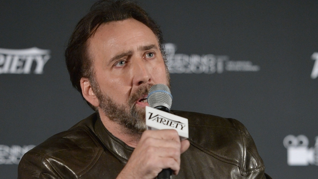 Nicolas Cage doesn't listen to internet critics