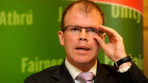 Peadar Tóibín said he was shocked at reports he was to join Fianna Fáil (Pic: Laura Hutton/Photocall)