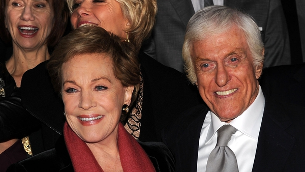 Julie Andrews and Dick Van Dyke