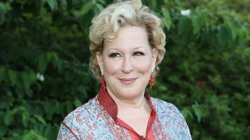Bette Midler to play Hollywood great Mae West