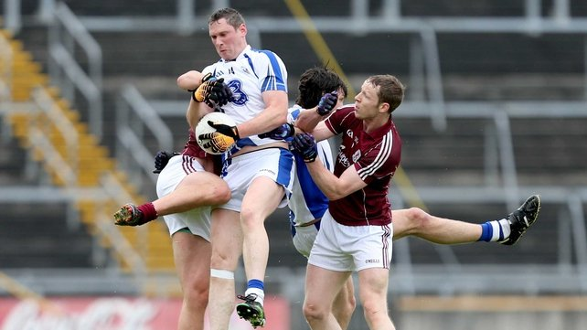 Gary Hurney's final game for Waterford was against Galway in July