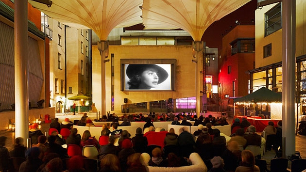Meeting House Square - Movie magic this Christmas