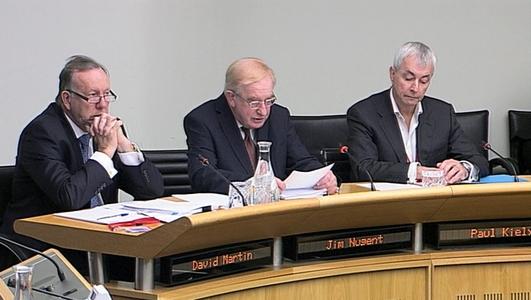 John Downing - Cúrsaí Polaitíochta agus Sláinte