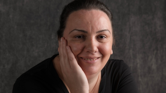 Roma Community worker Gabi Muntean (Pic: James Fraher/Bogfire)