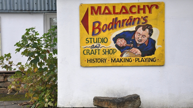 The craft shop in Roundstone is well worth a visit