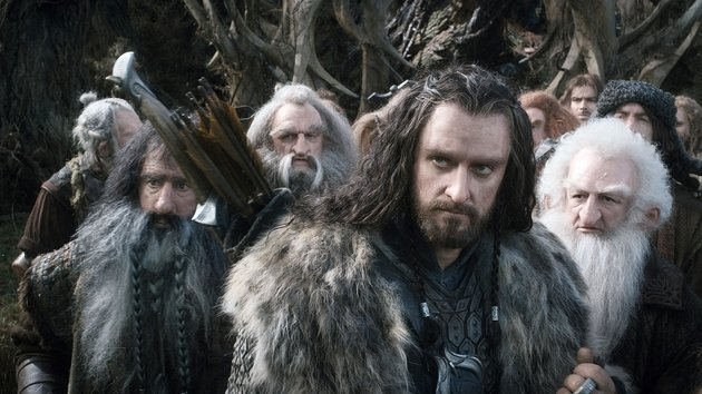 Thorin Oakenshield: back to claim what is rightfully his