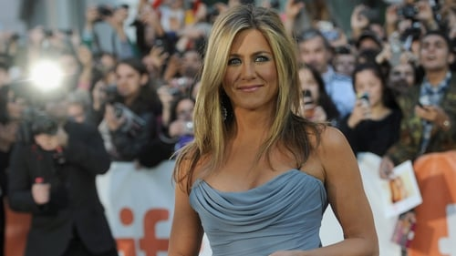 "Aniston - ""I don't think I had a care in the world at 25. That all started in my thirties"""