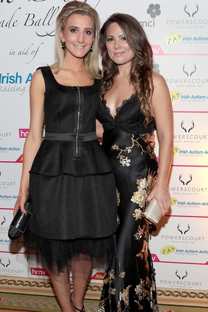 Aoife Fitzmaurice and Chloe Townsend