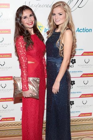 Lily Bury and Sarah McGrail