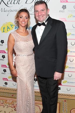 Fiona Cosgrave and Darren Cosgrave