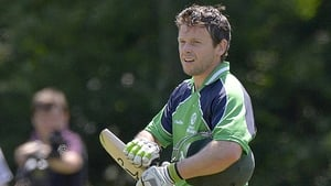 Ed Joyce will be playing in his third Cricket World Cup tournament