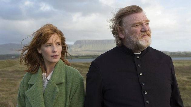 Brendan Gleeson owns the screen all the way to the unpredictable end