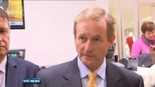 Taoiseach Enda Kenny to give national address to mark bailout exit this Sunday