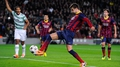 Barcelona tear Celtic apart at Nou Camp