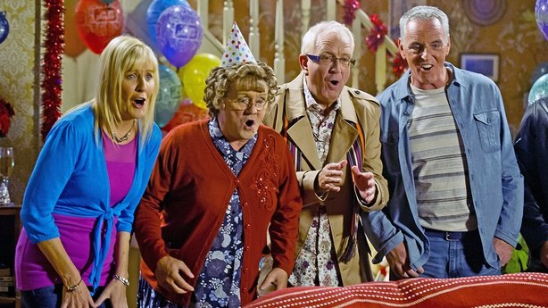 This Mrs Brown's Boys Star Is Quitting The Show After 26 Years