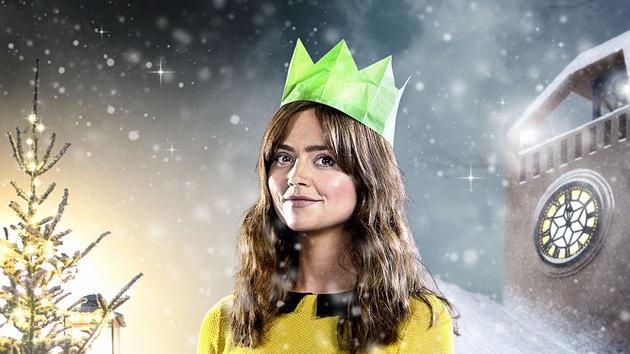 Jenna Coleman as Clara