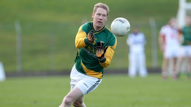 Graham Geraghty in action for Meath in 2012