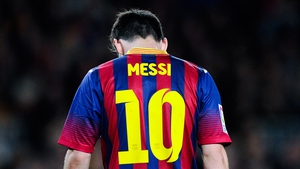 Lionel Messi has grown disillusioned with events at Barcelona