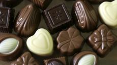 Christmas chocolates and treats