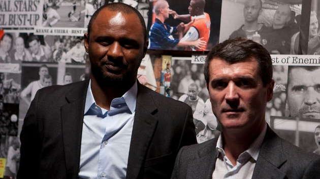 Keane and Viera - Best of Enemies, 9.55pm RTÉ Two.