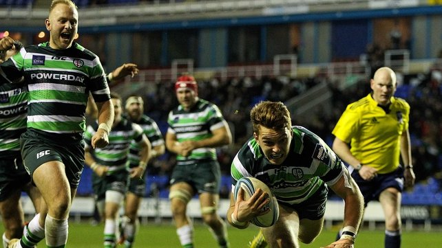London Irish are eager to add more Irish players to their ranks