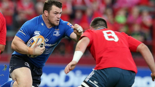 Cian Healy is set for an extended spell on the sidelines